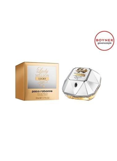 Paco Rabanne Paco Rabanne Lady Million Lucky Edp Kadın Parfüm 80 ml Renksiz